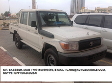 TOYOTA LAND CRUISER PICK UP DOUBLE CABIN HZJ79