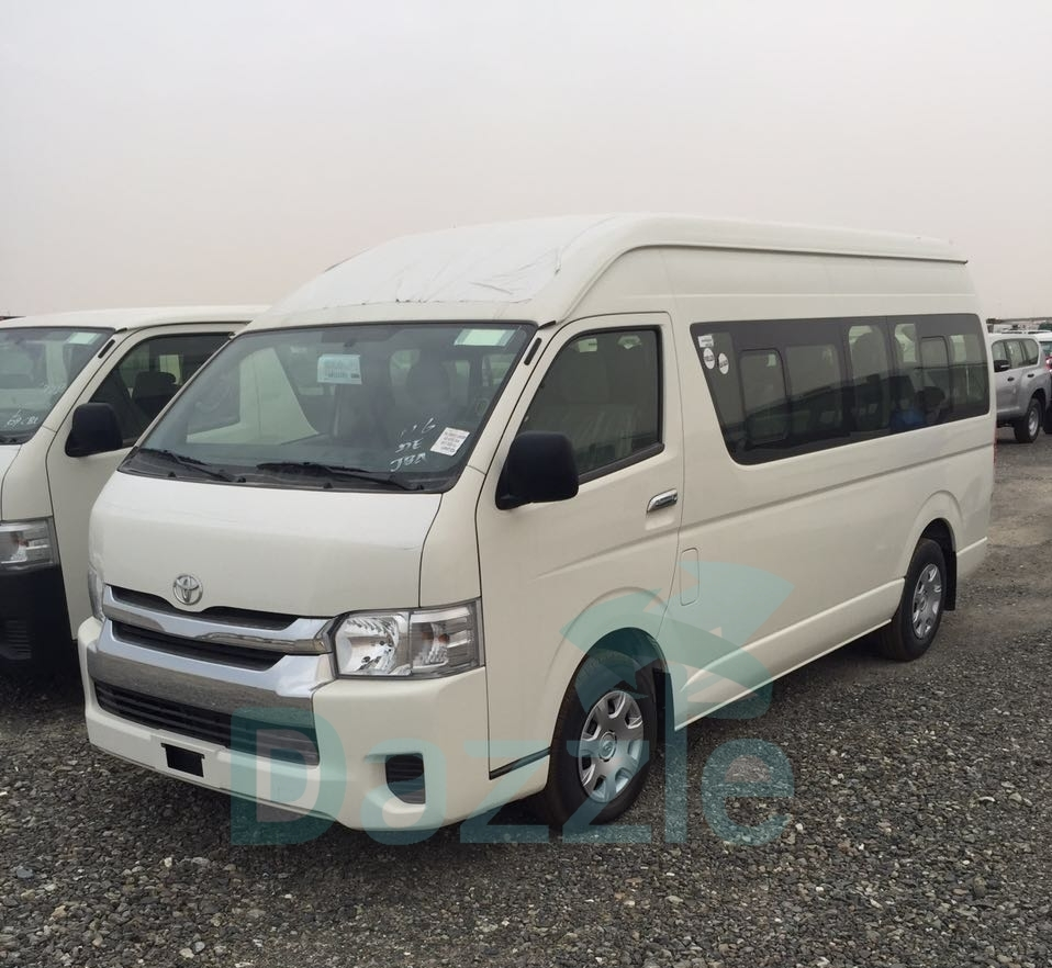 Brand New Toyota Hiace High Roof