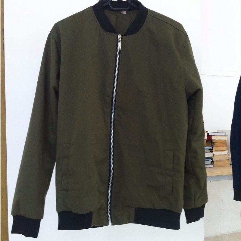 Cheap price Bomber Jacket from the best outsourcing garment company