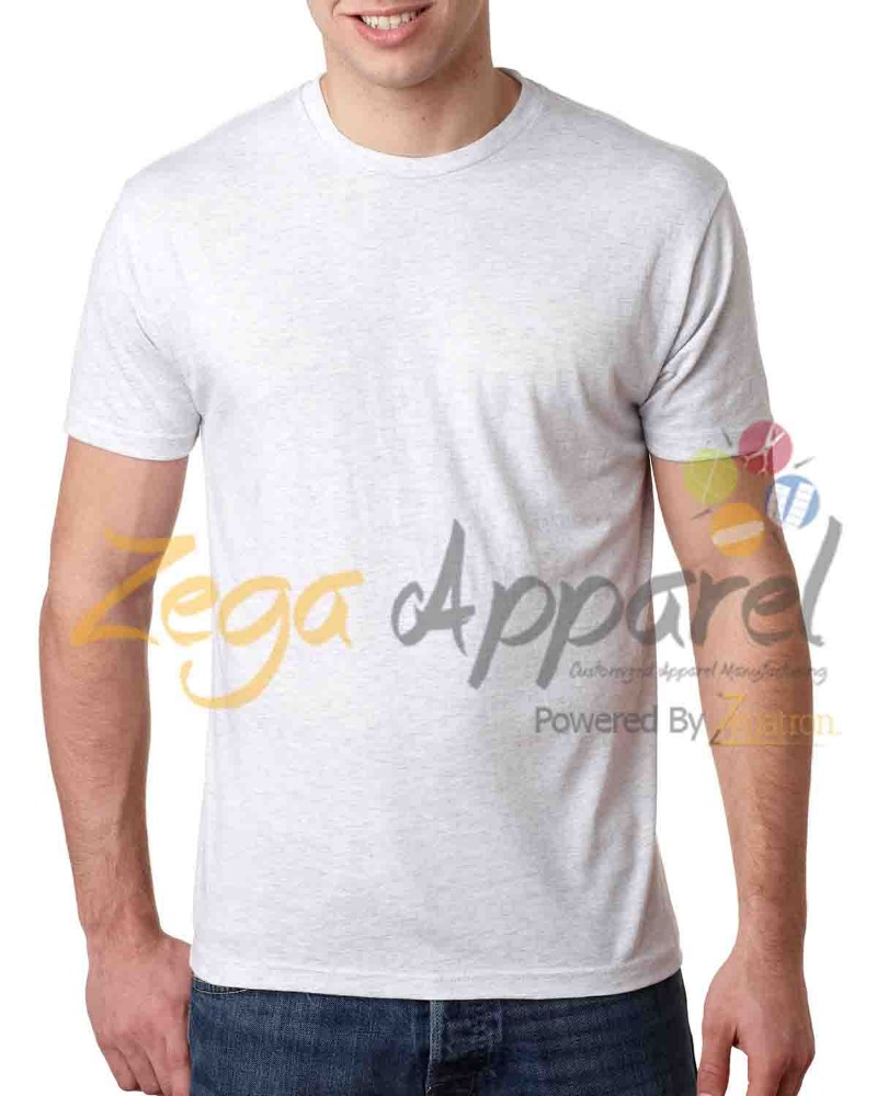 Zegaapparel SUMMER FASHION LONG T SHIRT EXTENDED BLEND TEE