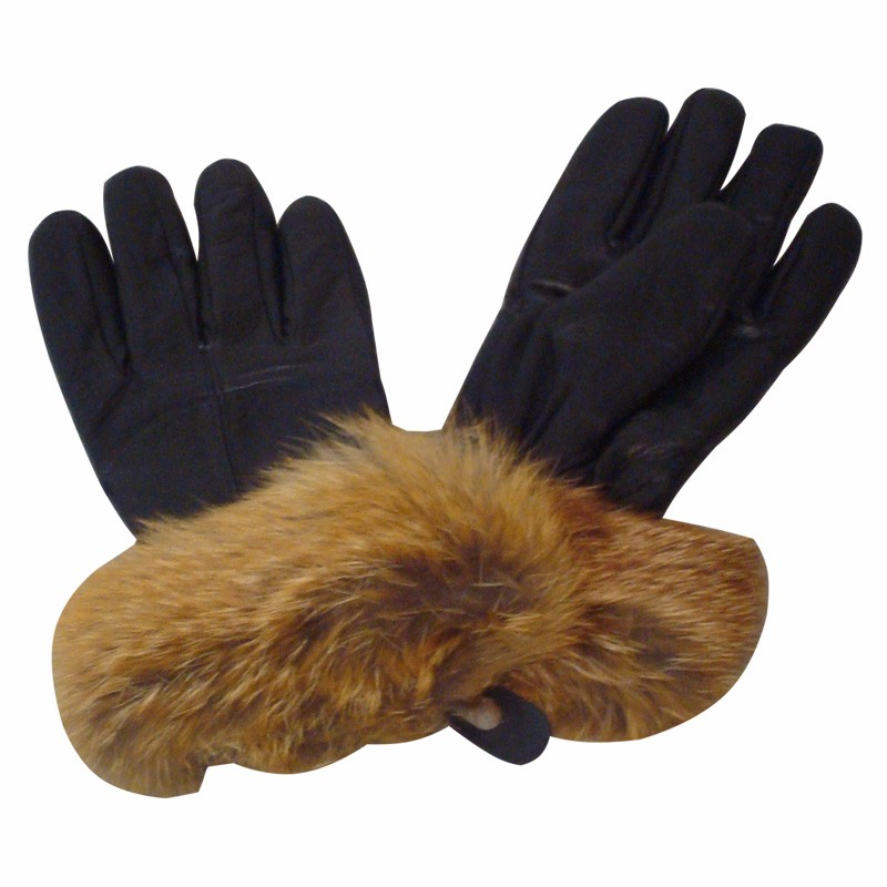New Leather Fashion Gloves