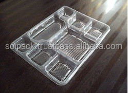 disposable platethali with thali cover lid buy compartment plates with plastic platesfancy disposable plates product on alibabacom
