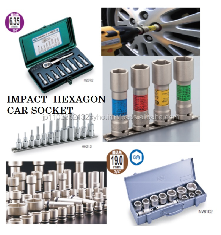 Tire and car maintenance repair tools from japanese manufacturer