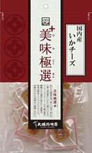 Japanese style of spicy dried fish snacks careful select with ingredients only from Japan