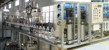 full automatic PET bottle mineral water plant