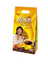 Maxim instant coffee
