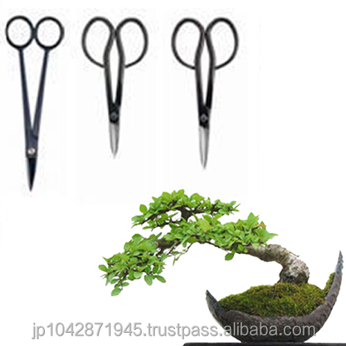 Stainless steel mini Bonsai tools fit comfortably in your hand