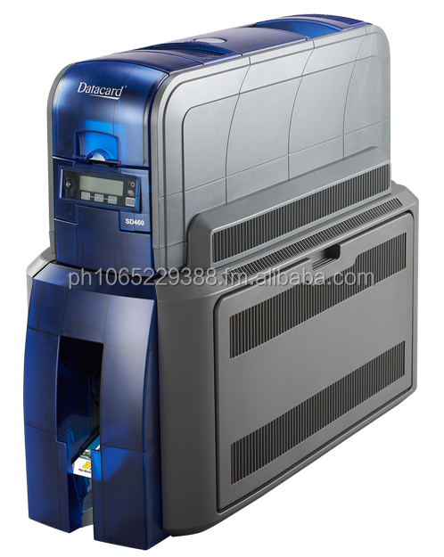 PVC ID Card Printer SD460 with Lamination and Package Includes