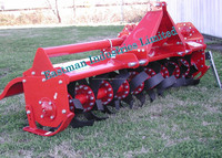 Rotary Tiller For Tractor in India