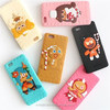 Cookierun silicon mobile cover