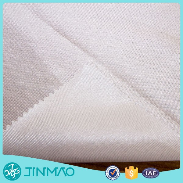 popular white satin flag fabric high quality textile dye sublimation textile good price