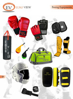 Custom Boxing Gloves Focus Pad Head Guard BOXING PUNCHING BAG MMA Gear High quality Professional PU Leather Boxing Gear