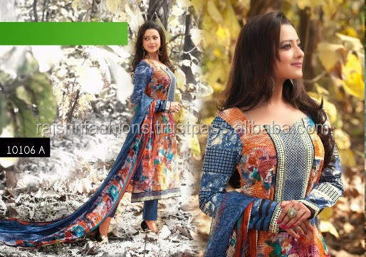 Beautiful Designer Semi Stitch Salwar Kameez Collections