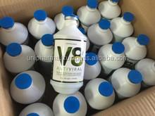 medicine for chicken-V8 antiviral