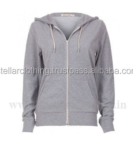 Customized Cotton Fleece Hoodies
