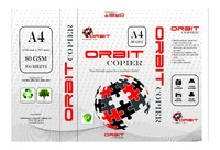 A4 Copy Paper - Orbit Copier (Premium Quality Office Paper)