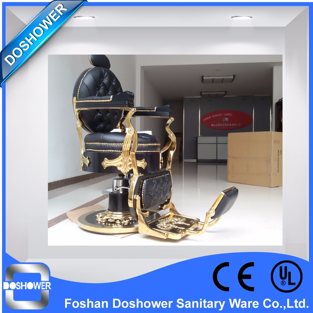 Doshower beauty salon equipment with used barber chairs for Used salon stations for sale