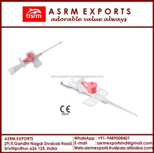 General Medical Supplies IV Cannula Manufacturer from India