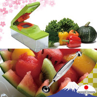 Convenient and Various types of vegetable chopper with multiple functions