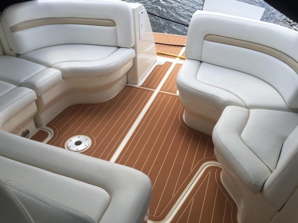 Multifunctional Synthetic Boat Deck made of Closed-cell foam popular used for Yacht Decking and Marine Teak Decking