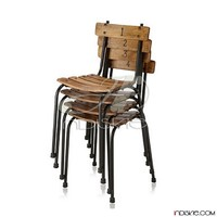Vintage Industrial Living Room Chairs