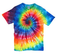 Top Quality Men's Tie Dyed T-Shirts