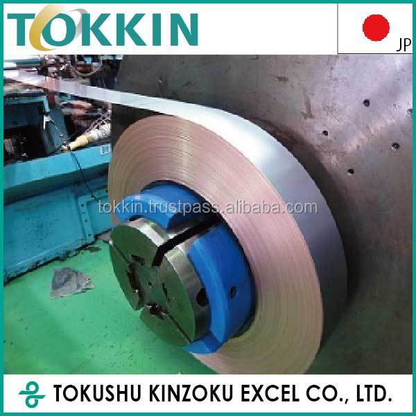 Spec 2.4869 , NiCr8020, 0.030 - 2.50mm thick, 3.0 - 300mm width, Made in Japan