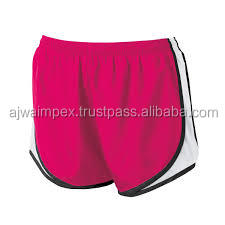 men s font b two color polyester shorts