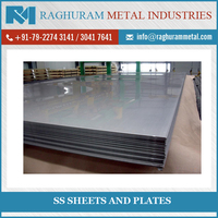 Factory Manufactured Stainless Steel Plate 317L for Sale at Cheap Rate