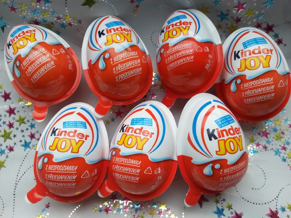 Promotional products kids kinder joy chocolate for sale