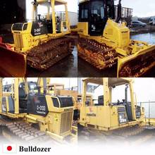 A wide variety of and Famous komatsu bulldozer D60 with good operability made in Japan