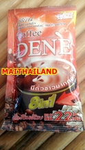 Slimming Coffee Diet Coffee DENE (Mix White Kidney Beans Extract & Collagen) 22g Slimming Coffee Thailand