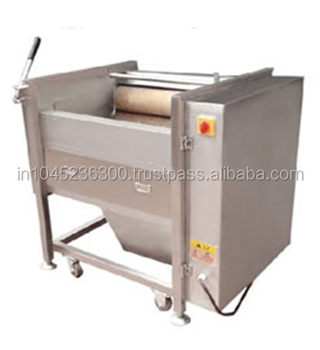 Fresh Potato Peeling Machine/Fish Skin Peeler (MSTP-80)