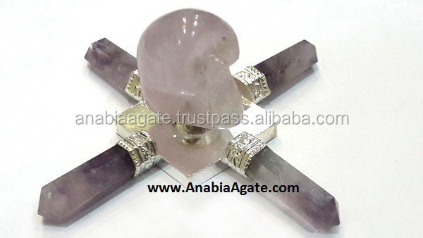 Beautiful Amethyst 2 Inch Angel: Edelstein-Engel Lieferant: Bulk Angel Wholesale