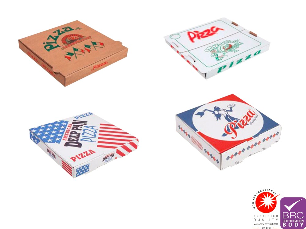 Custom Print Pizza Box