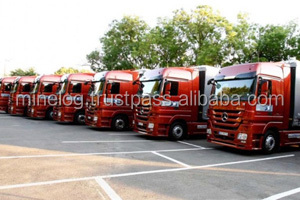 Tractor Truck Transport and Haulage Service