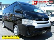 #41608 TOYOTA HIACE COMMUTER GL - 2016 [VANS- LARGE VANS] Chassis # :KDH223-0026362