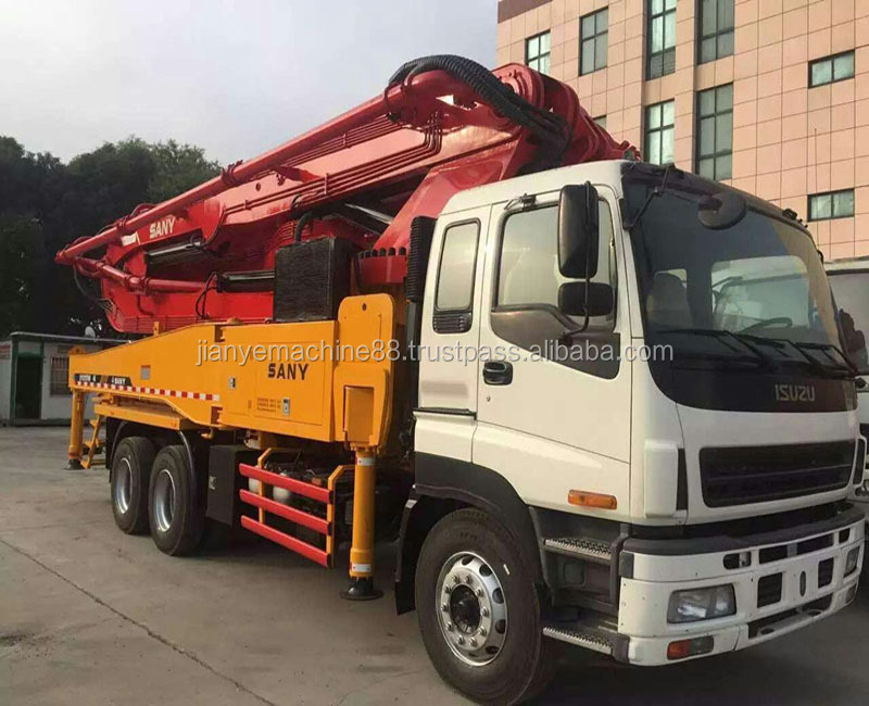 Hot Sell Used Concrete Pump Trucks Japan