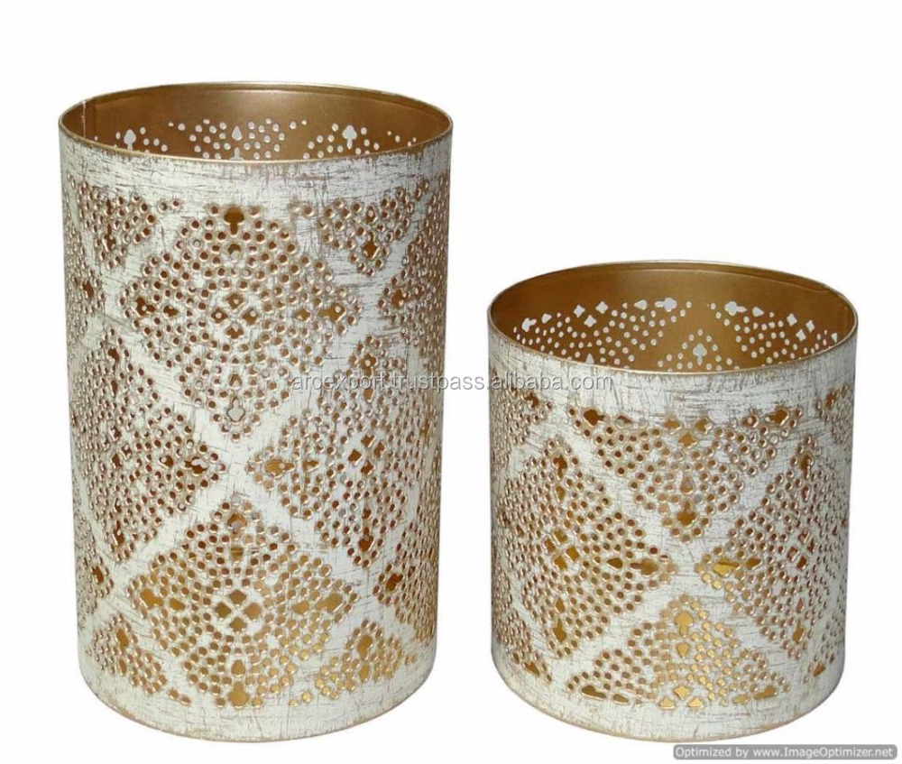 new modern fancy design votive candle holder