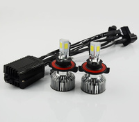 U3 LED Headlights - H13