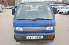 Daewoo Labo DLX Used Korean car pickup truck