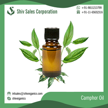 Yellow / Brown Camphor Oil at Best Price to Relieve Pain and Reduce Itching