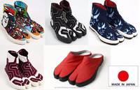 Reliable and Fashionable made in Japan shoes tabi shoes at reasonable prices , new experience