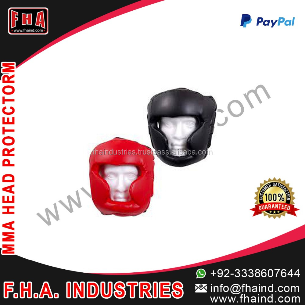MMA Head protector / Leather head protector