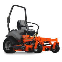 Husqvarna PZ 54 (54) 24.5HP Kawasaki Commercial Zero Turn Mower