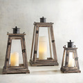 Wholesale Antique Wooden Lantern