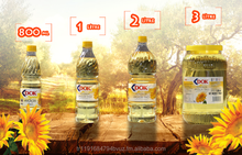 Premium grade olive soybean canola corn Refined Cooking Turkish %100 Sunflower seed oil