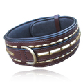 High Quality Leather Dog Pets Collar