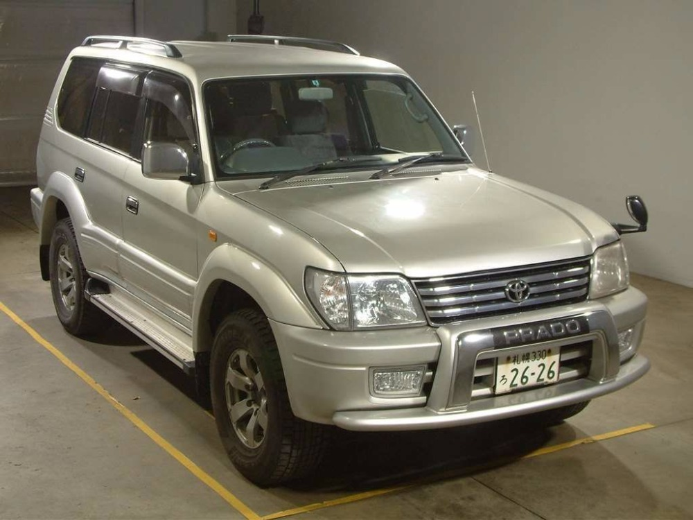 Exellent condition and High quality used toyota land cruiser prado with multipul functions
