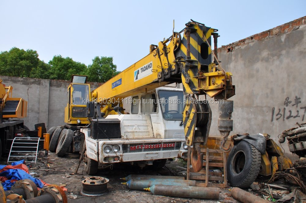 used tadano 25ton japanese mobile crane in china